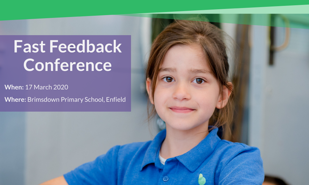 Our Fast Feedback Conference returns